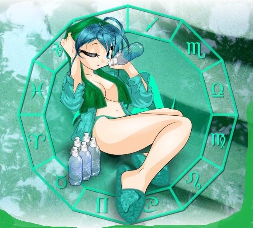 Эротический гороскоп девушки водолей действительно